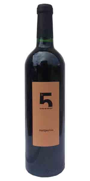 A product image for Mas de Bertrand Le Cinq Montpeyroux