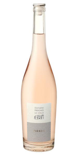 A product image for Preignes Le Vieux Paradis Rosé
