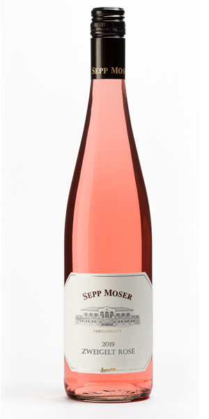 A product image for Sepp Moser Zweigelt Rose
