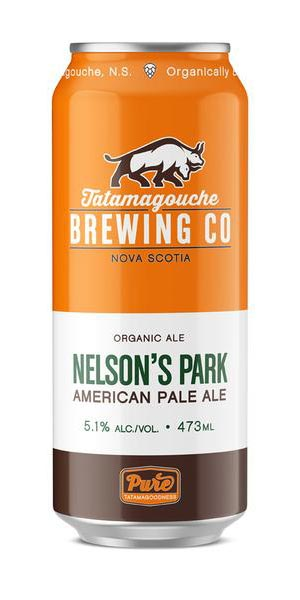 A product image for Tata Nelsons Park Pale Ale Can