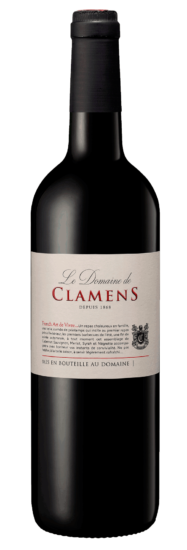 A product image for Domaine de Clamens Rouge Cuvee Charactere