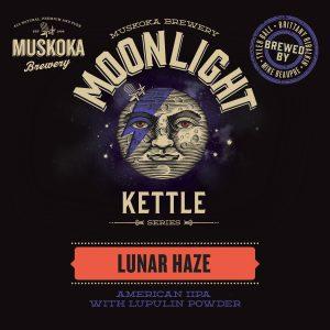 A product image for Muskoka Lunar Haze DIPA Lupulin Powder