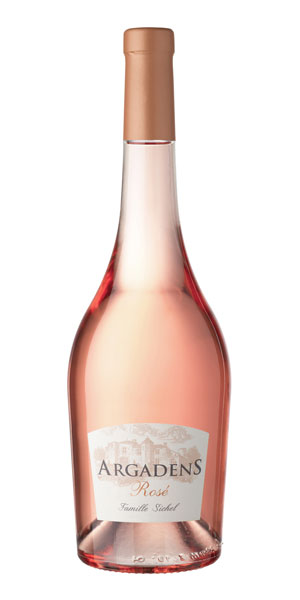 A product image for Argadens Rosé
