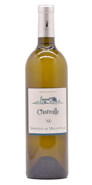 A product image for Domaine de Malavieille Charmille Blanc