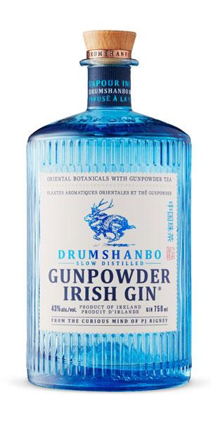 A product image for Drumshanbo Gunpowder Irish Gin