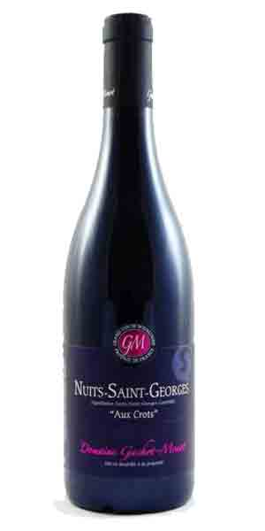 "A product image for Gachot-Monot NSG ""Aux Crots"""