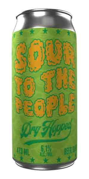 A product image for Garrison Dry Hopped Sour To The People