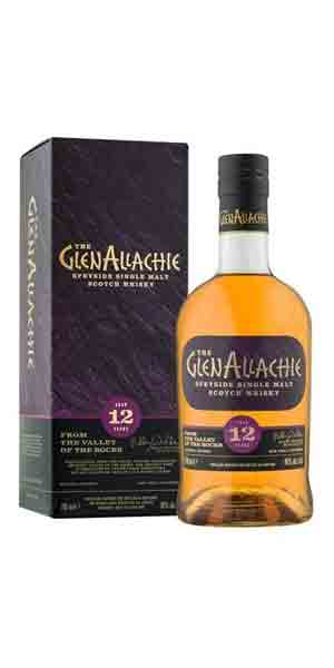 A product image for GlenAllachie 12 YO Speyside