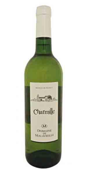 A product image for Domaine de Malavielle Charmille Blanc
