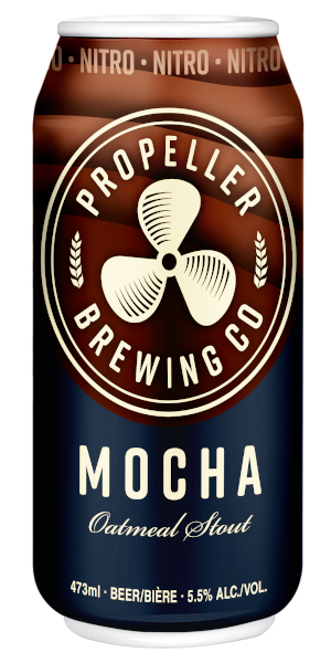 A product image for Propeller Mocha Oatmeal Stout