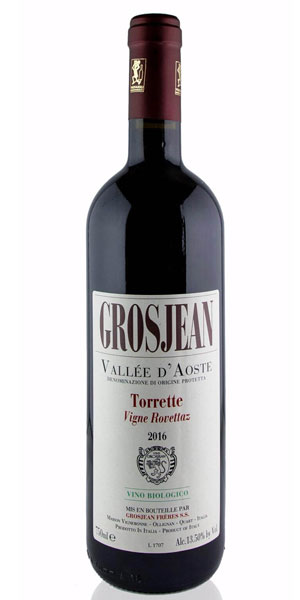 A product image for Grosjean Torrette