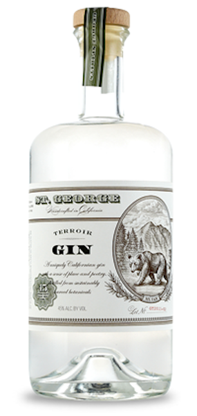A product image for St George Terroir Gin