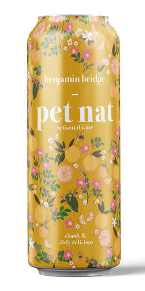 A product image for Benjamin Bridge Can Pet Nat