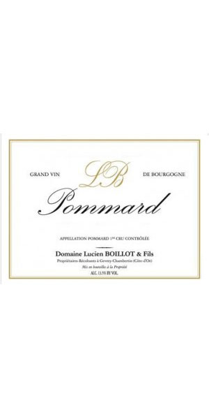 A product image for Domaine Lucien Boillot Pommard