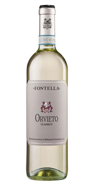 A product image for Fontella Orvieto Classico DOC