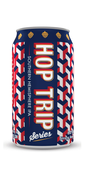 A product image for Garrison Hop Trip Can 355ml