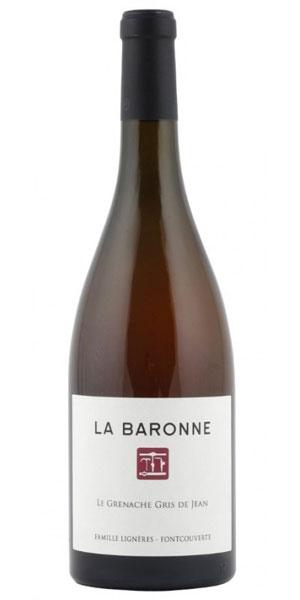 A product image for La Baronne Le Grenache Gris de Jean