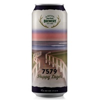 A product image for Alexander Keith's 7579 Hopped Lager