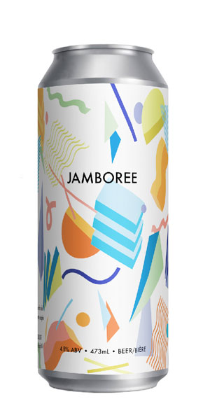 A product image for 2 Crows Jamboree