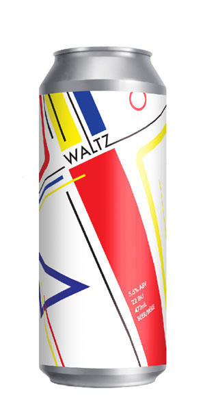 A product image for 2 Crows Waltz German Pilsner