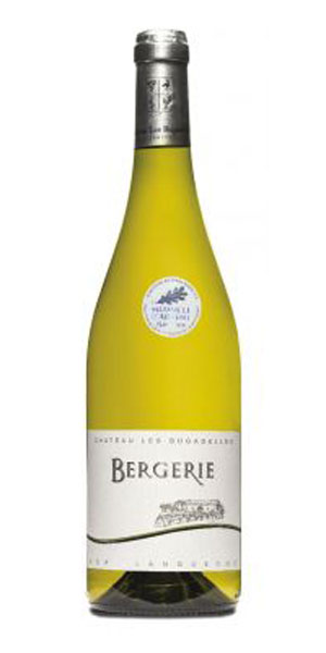 A product image for Chateau Les Bugadelles Bergerie Blanc