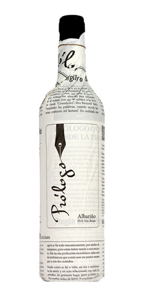 A product image for Bodegas Carballal Prologo Albarino