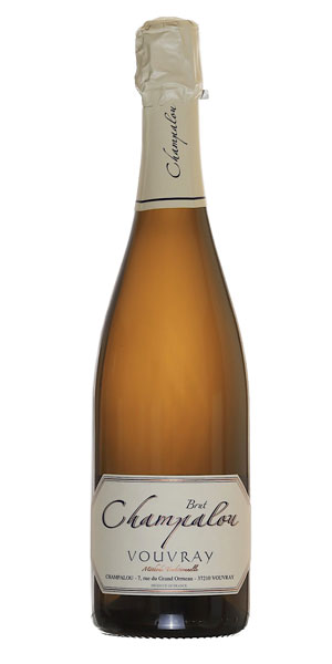 A product image for Champalou Vouvray Brut