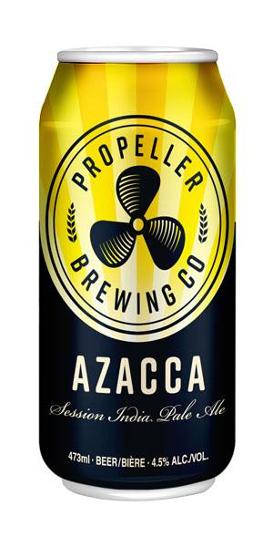 A product image for Propeller Azacca Session IPA