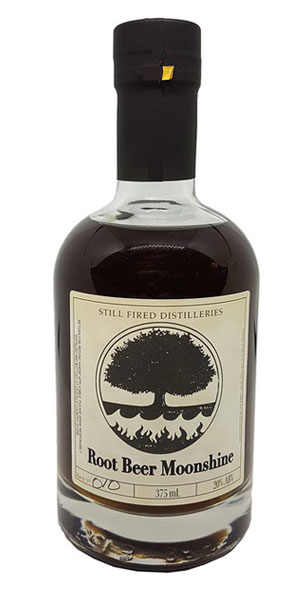 A product image for Still Fired RootBeer Moonshine