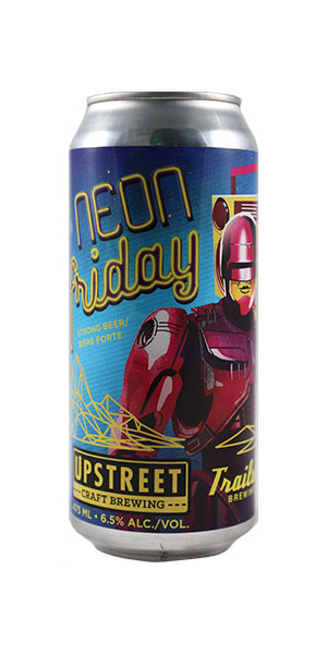 A product image for Upstreet Neon Friday 2.05 IPA