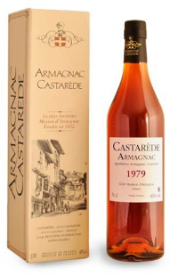 A product image for Armagnac Castarede 1979