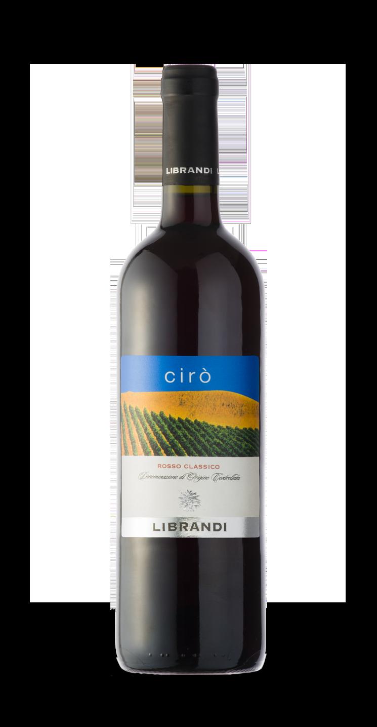 A product image for Librandi Ciro Rosso Classico DOC Calabria