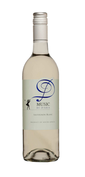 A product image for D'Aria Music Sauvignon Blanc