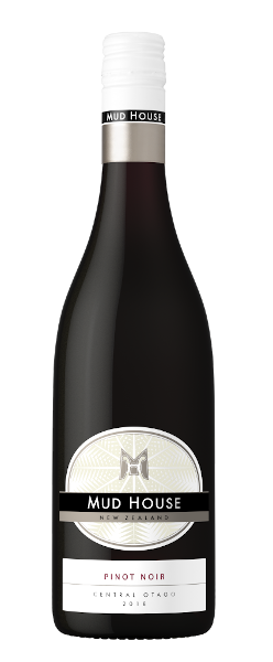 A product image for Mud House Central Otago Pinot Noir