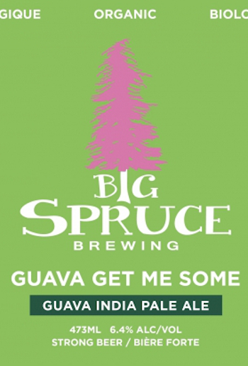 A product image for Big Spruce Guava Get Me Some