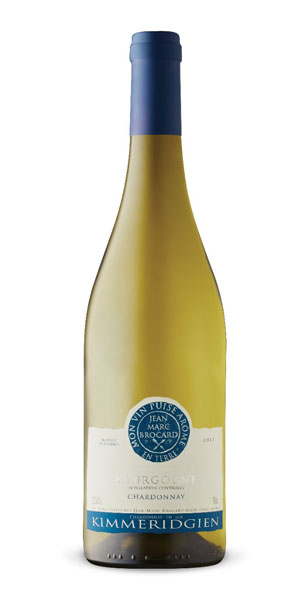 A product image for Jean-Marc Brocard Kimmeridgien Chardonnay