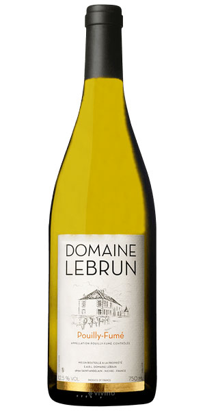 A product image for Domaine Le Brun Pouilly Fume