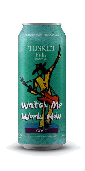 A product image for Tuskett Falls Watch Me Work Now Gose Can