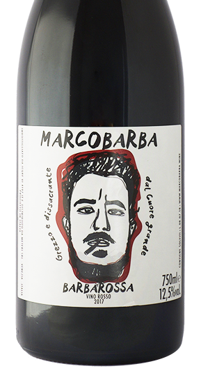 A product image for Marco Barba Barbarossa
