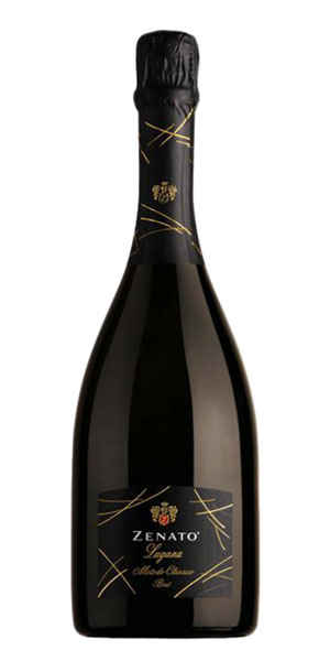 A product image for Zenato DOC Brut Lugana