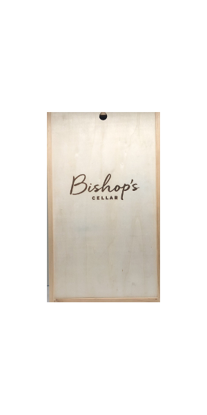 A product image for Bishop's Cellar Wooden Gift Box – Triple
