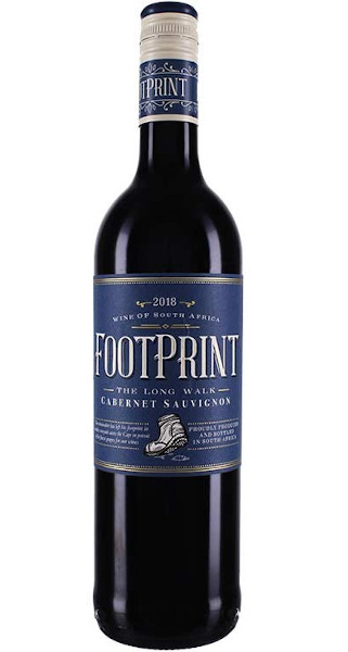 A product image for Footprint Cabernet Sauvignon