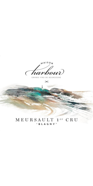 A product image for Maison Harbour 2017 Meursault 1er Cru Blagny