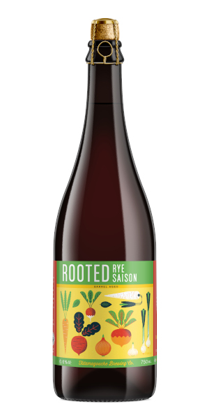A product image for Tatamagouche Brewing Rooted Rye Saison