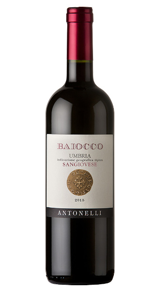 A product image for Antonelli Baiocco Sangiovese