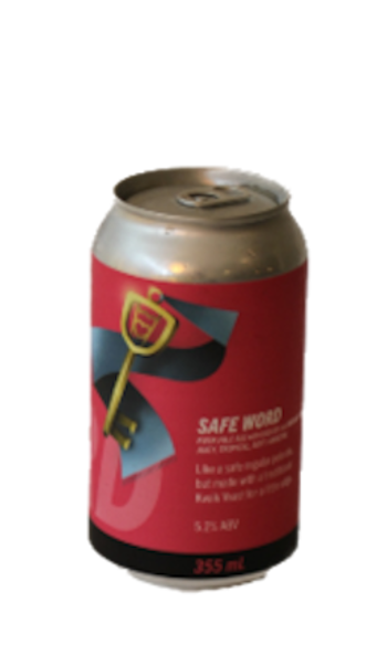 A product image for Indie Alehouse Safe Word