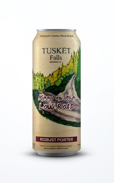 A product image for Tuskett Falls Brewing On The Low Road Porter