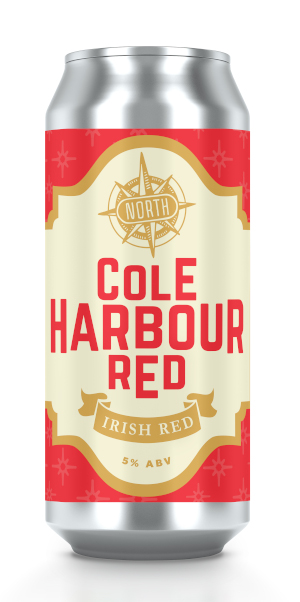 A product image for North Cole Harbour Red Can