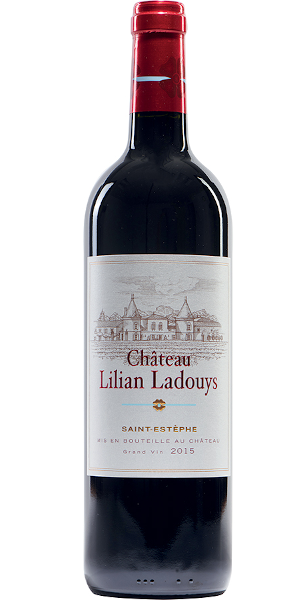 A product image for Lilian Ladouys Cru Bourgeois