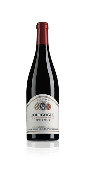 A product image for Domaine Robert Sirugue Bourgogne Pinot Noir